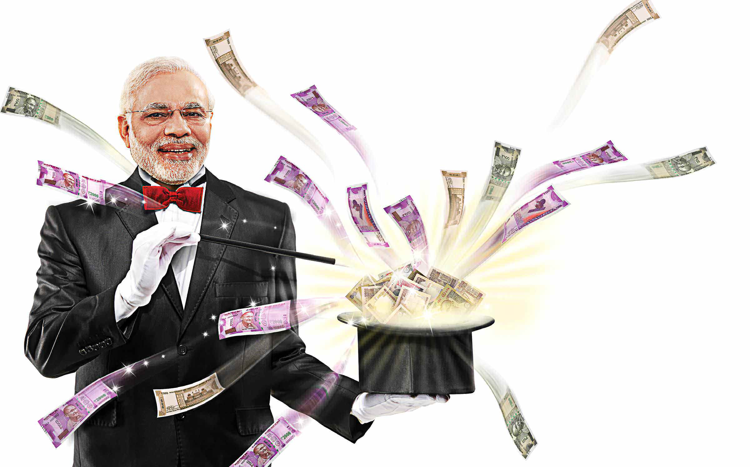 Demonetisation by Modi